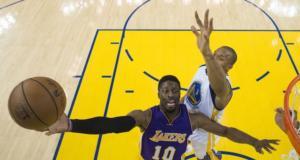 David Nwaba, Lakers