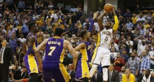 Paul George, Lakers, Pacers