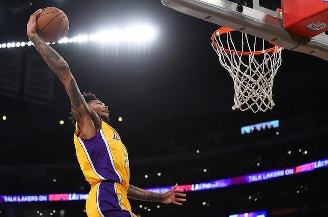 Brandon Ingram, Lakers, Kings