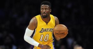 David Nwaba Lakers