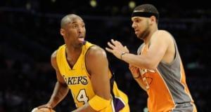 Kobe Bryant Jared Dudley