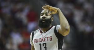 James Harden, Rockets