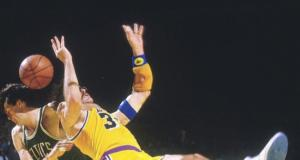 Kevin McHale, Celtics, Kurt Rambis, Lakers