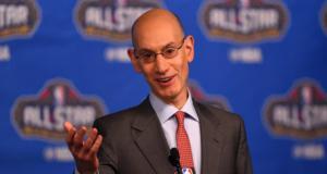 Adam Silver NBA