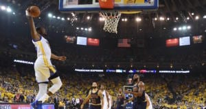 Kevin Durant, NBA Finals, Golden State Warriors, Cleveland Cavaliers