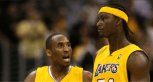 Kobe Bryant Kwame Brown