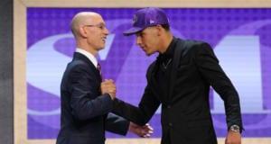 Lonzo Ball, NBA Draft, Adam Silver