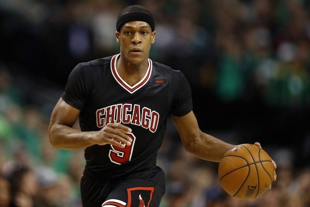 Rajon Rondo Chicago Bulls