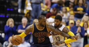 LeBron James, Cavs, Paul George, Pacers