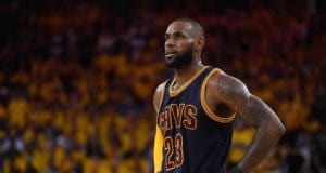 LeBron James, Cavaliers, Lakers
