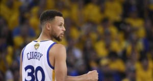 Stephen Curry Warriors Lakers