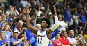 Josh Jackson, Kansas, NBA Draft