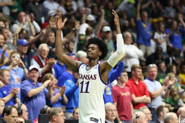 Josh Jackson, Kansas, NBA Draft