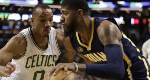 Paul George, Pacers, Celtics