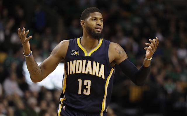 Paul George, Pacers, Celtics
