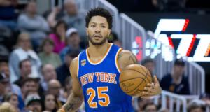 Derrick Rose Knicks Lakers