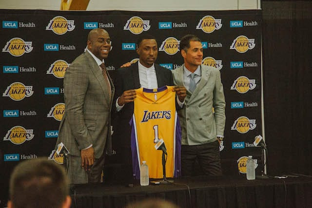 Kentavious Caldwell Pope Lakers