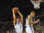 Lonzo Ball Kyle Kuzma Lakers