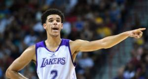 Lonzo Ball, Summer League, Lakers