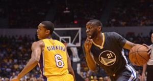 Ian Clark, Warriors, Lakers, Jordan Clarkson
