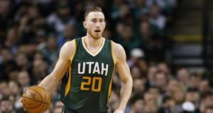 Gordon Hayward, Jazz, Celtics