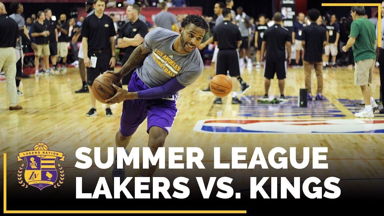 Lakers Gameday