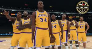 Lakers Roster NBA 2K