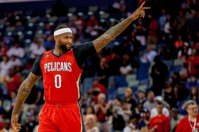 DeMarcus Cousins NBA