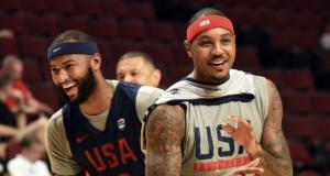 Carmelo Anthony DeMarcus Cousins