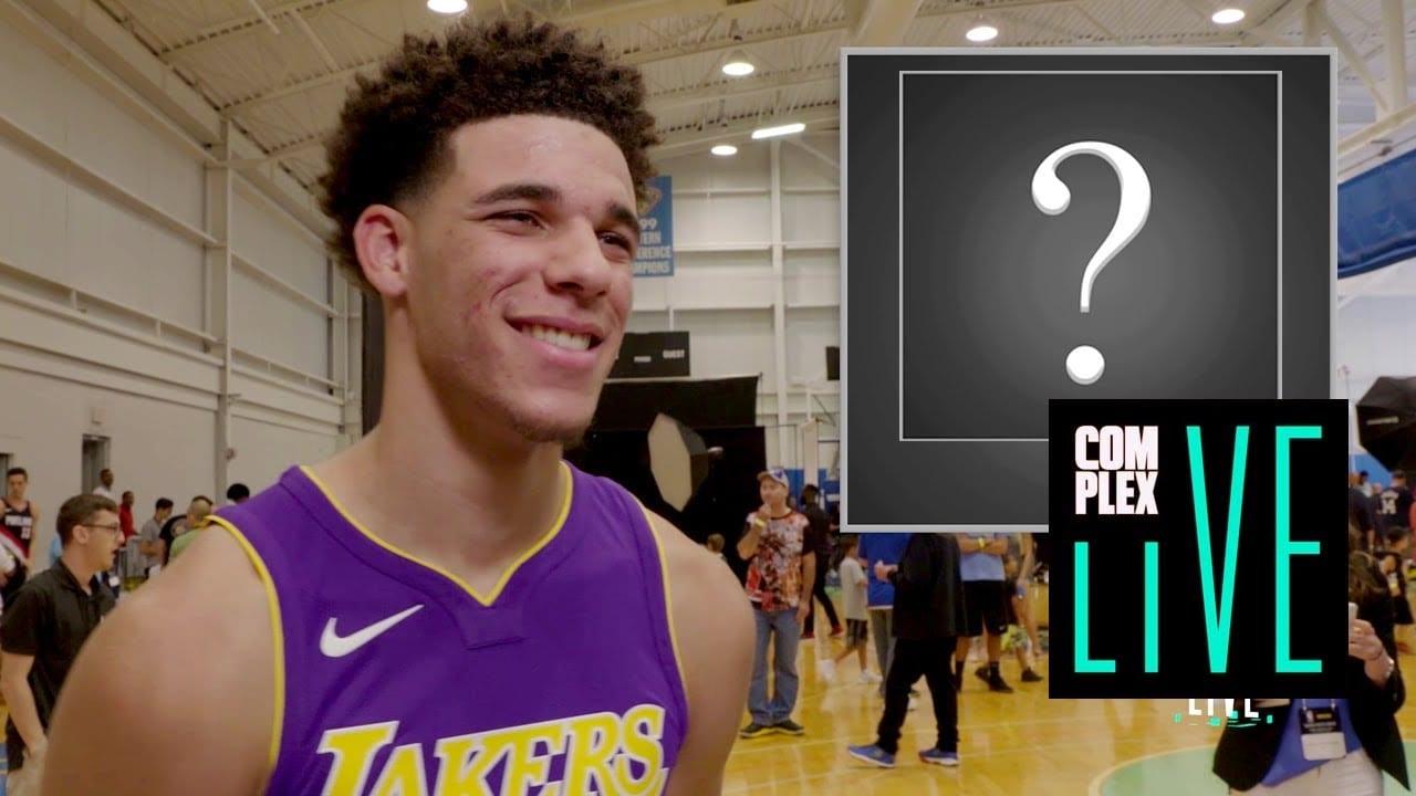 Lakers Video: Lonzo Ball, Josh Hart Answer NBA Trivia Questions During Rookie Photo Shoot ...
