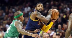 Kyrie Irving Isaiah Thomas Cavaliers Celtics