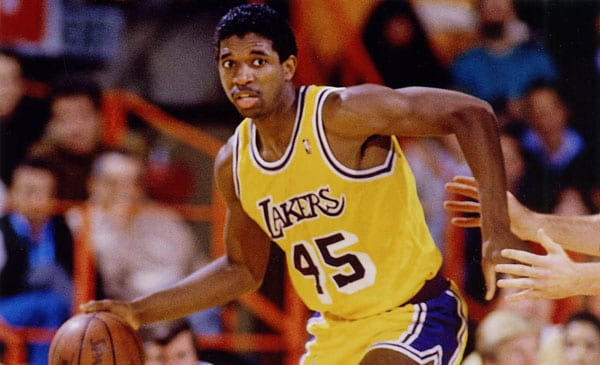 A.C. Green Lakers