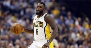 Lance Stephenson Pacers Lakers