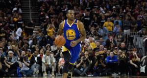 Andre Iguodala Warriors Lakers