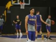 LakersTrainingCamp - Josh Hart