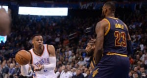 Russell Westbrook, LeBron James