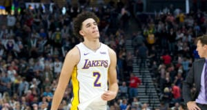 Lonzo Ball Lakers