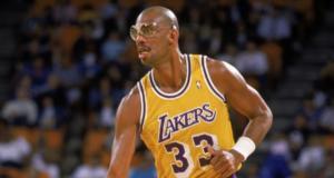 Kareem Abdul-Jabbar Lakers