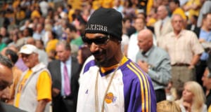 Snoop Dogg Lakers