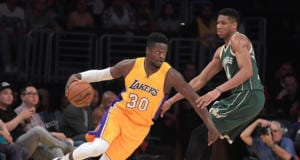 Julius Randle Giannis Antetokounmpo Lakers Bucks
