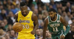 Julius Randle, Kyrie Irving, Lakers, Celtics