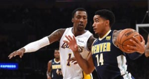 Kentavious Caldwell-Pope Lakers Nuggets