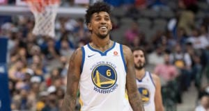 Nick Young Lakers Warriors
