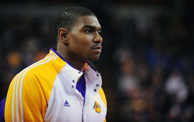 bdced04db0d NBA Rumors: Former Lakers Center Andrew Bynum Attempting Comeback,  Scheduling Workouts Before Training Camp For 2018-19 Season