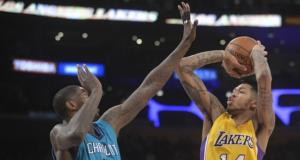 Brandon Ingram, Marvin Williams, Lakers