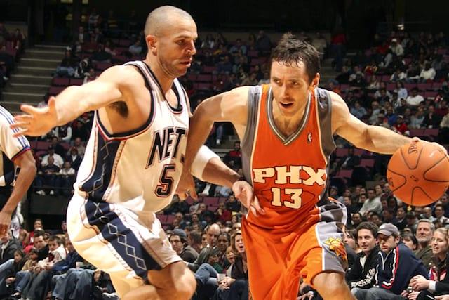 Jason Kidd, Steve Nash Candidates For 2018 Basketball Hall ...