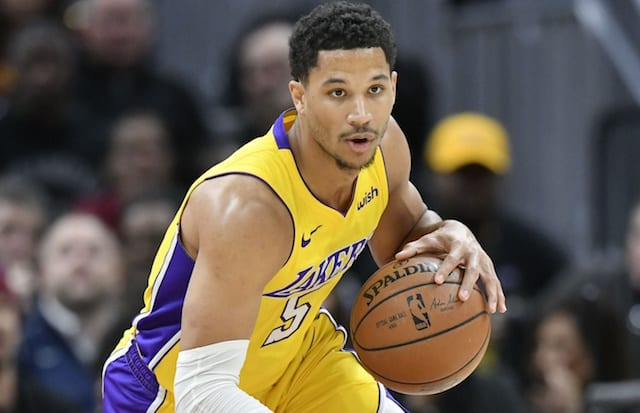 3254699a04f Lakers News: Josh Hart Headlines Summer League Roster
