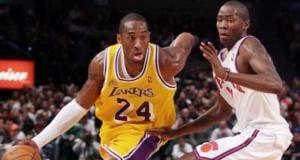 Kobe Bryant, Lakers, Knicks