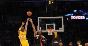 Kobe Bryant, Dwyane Wade Lakers Heat