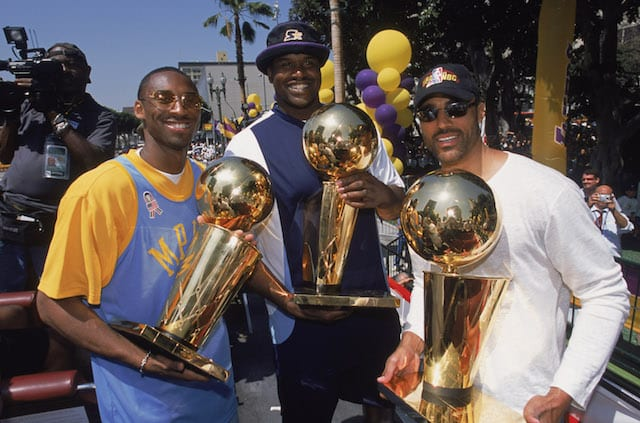 2000-02 Los Angeles Lakers Remain Last Team To Three-Peat After Raptors Defeat Warriors In 2019 NBA...
